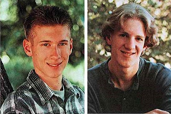 Columbine's shooters, whom were bullied.
