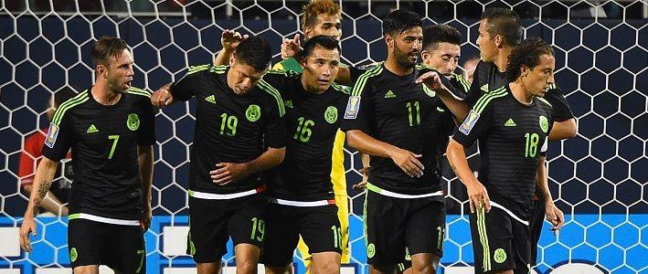 Gold Cup 2015 Soccer Betting: Mexico vs. Trinidad & Tobago