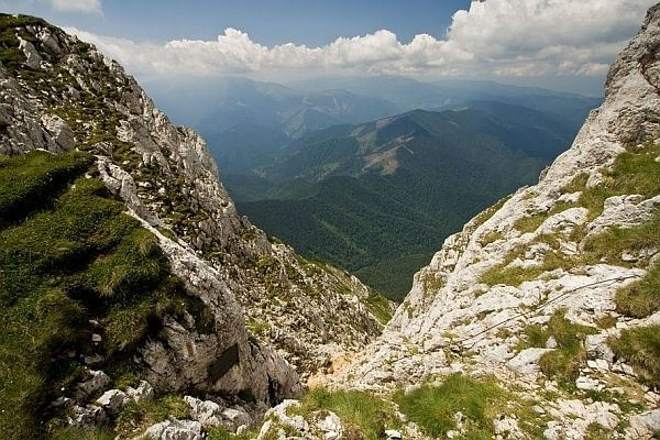 Trasee de munte: Muntii Piatra Craiului