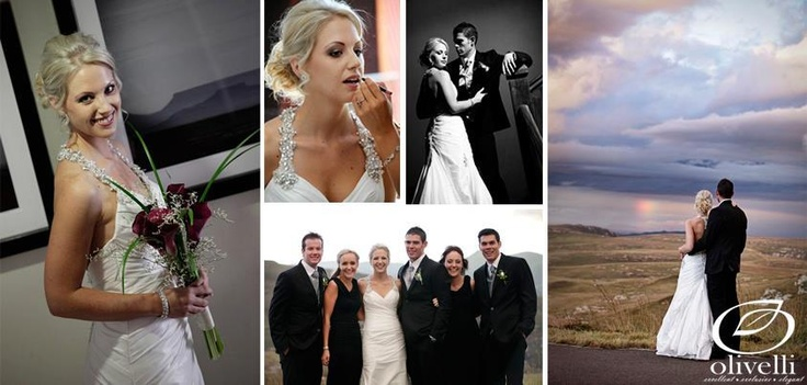Christie Papenfus shared some of her beautiful wedding pictures in her Olivelli wedding dress with us.