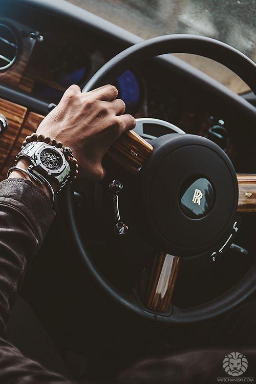 Audemars Piguet x Rolls Royce