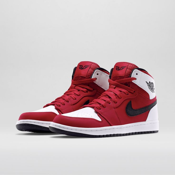 6f0d3cefb87e Find this Pin and more on Jordan s . The Blake Griffin Air Jordan 1 Retro  by ...