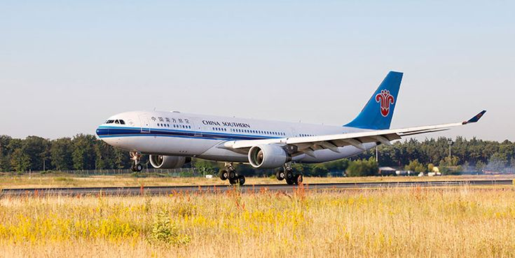 Revenue of China Southern Airlines in 2017