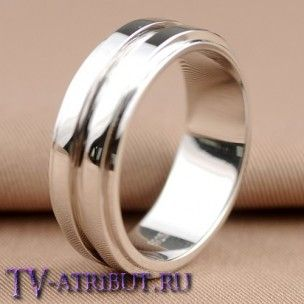Кольцо Дина Винчестера, серебро 925 пробы