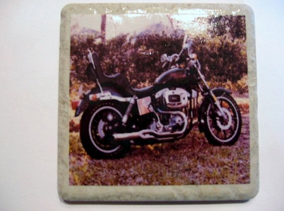 Coaster 1978 AMF Harley FXE Superglide by TheCoasterMan on Etsy, $8.00 had a new superglide ordered in 1976.......that Water Buffalo helped me change my mind...for good...hmmm
