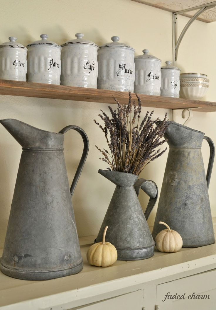 ~Open Shelving~ - Faded*Charm