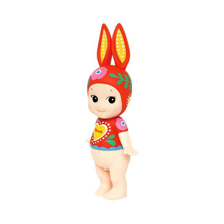 Sonny Angel Artist Collection : Lucky Galo Rabbit - Sonny Angels are back in a new Artist Collection. Standing at almost 5.75 inches tall , these new Angel comes styled in more detailed and sophisticated designs.<p>Design is inspired from 'Galo de Barcelos', a legendary Portuguese rooster that symbolizes good luck and happiness.