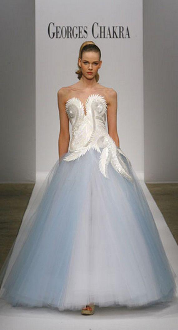 georges chakra wedding dress - photo #4