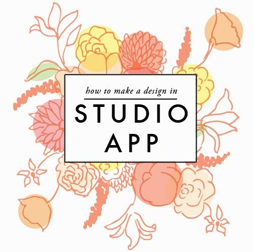 How to make a design in Studio App - The House That Lars Built.