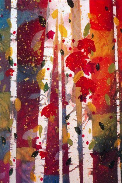 Jeanne Carbonetti  ....Vermont watercolor artist