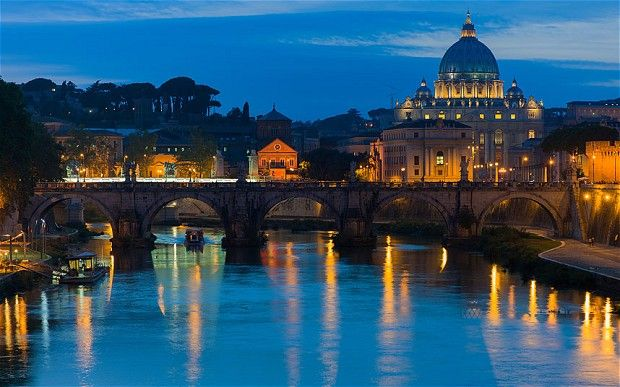 Win a luxury holiday in Rome. Answer a question to be in for the draw.