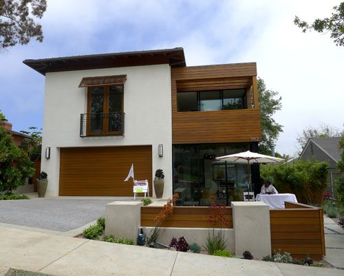 VISION House, Green Builder® Media and Structure Home, Pacific Palisades, CA