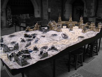 Perfect The Events Hall And Gaming Tables | Warhammer World | Games Workshop