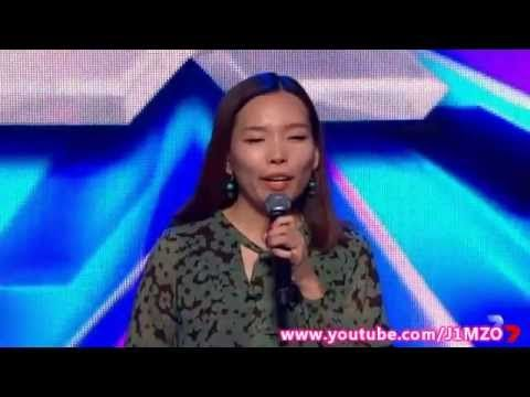Dami Im - The X Factor Australia 2013 - AUDITION [FULL] ___ She has one of the most gorgeous voices I have ever heard