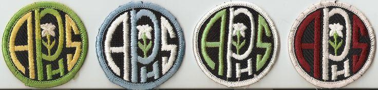 Prendie emblems: freshman, sophomore, junior, senior! love my prendie girls <3 Girls of Prendergast High !!!!!!