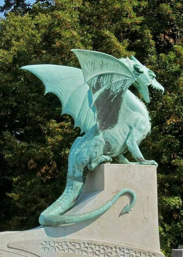 1630 Best Images About Dragons Modern Sculpture On