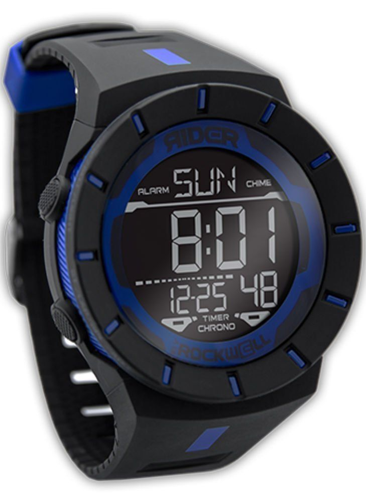 thin-blue-line-watch gifts for police