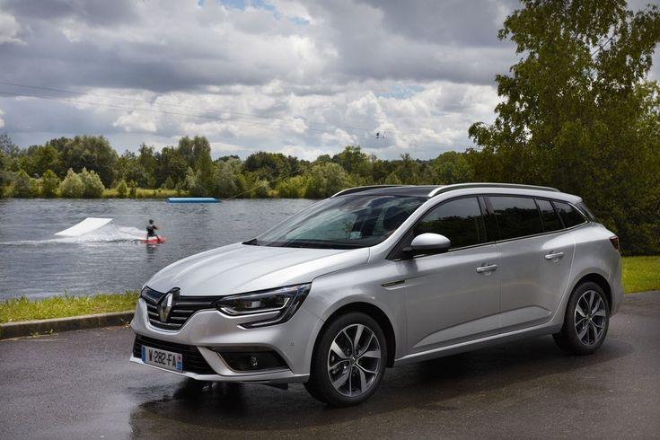 2017 Renault Megane Estate Car