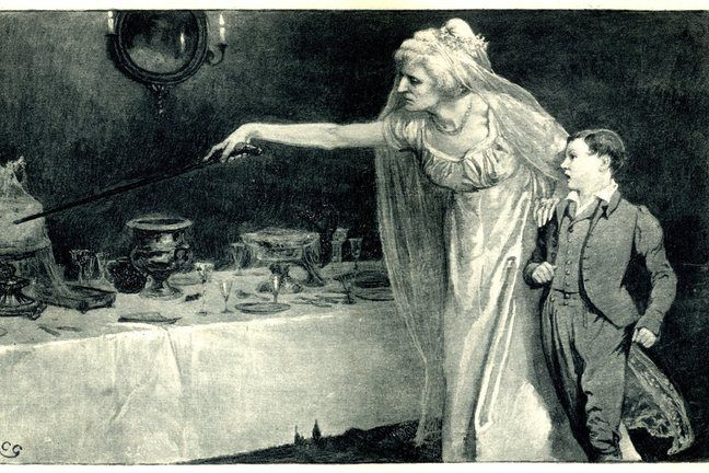 1000+ images about Miss Havisham in our imaginations on ...