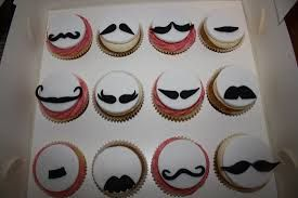 A collection of jazzy moustache styles..something to suit everyone