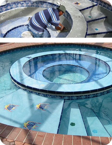 26 best images about fantastic florida pools on pinterest - Swimming pool designs florida ...