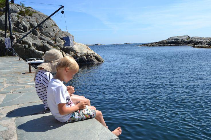 Incredible view at Skottevik Feriesenter in Lillesand  http://www.skottevik.no/forside.aspx Photo: Elisabeth Høibo©Visit Southern Norway