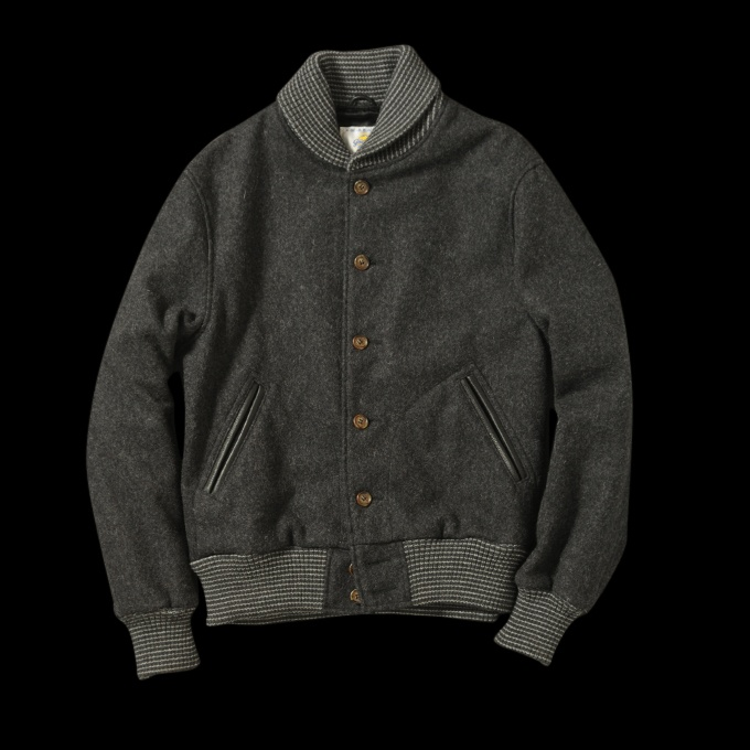 STINSON JACKET IN CHARCOAL $298.00    Made in San Francisco's Potrero Hill exclusively for Unionmade.: Charcoal 298 00, Style Inspiration, Men Style, Golden Bears, Bomber Jackets, Man Clothing, Hubby Style, Stinson Jackets, Bears Stinson