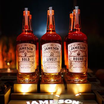 Jameson unveils first GTR exclusive range Jameson has revealed its very first global travel retail exclusive range of super-premium whiskeys, called the Jameson Deconstructed Series