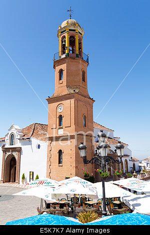 The white village of Competa