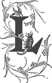 L: Illuin Initials, Abc, Art Cats, Illuminated Letters, D Images Correspondant, Brought, Abecedarium, Birds, Animal