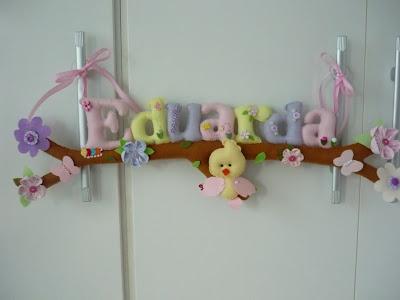 door hanger ----- name