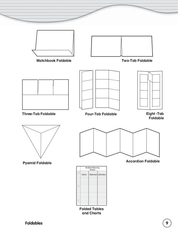 Foldables (pliants)