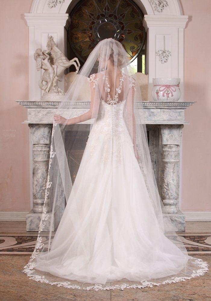 Romantyczne suknie ślubne marki Le Blanc