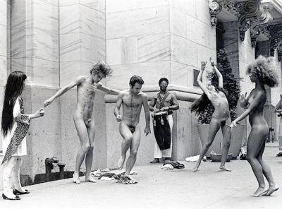 Yayoi Kusama - Anatomic - Borsa di New York 1968