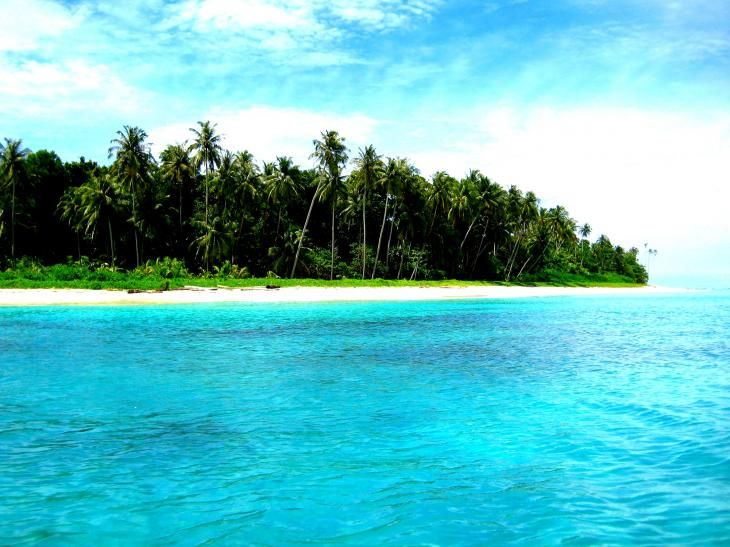 Pulau Tambarat, love of my life! Banyak Islands, Sumatra