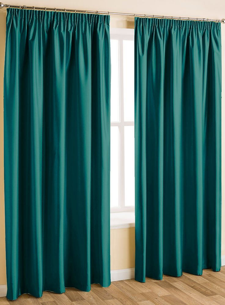 Get 20+ Teal pencil pleat curtains ideas on Pinterest without - teal living room curtains