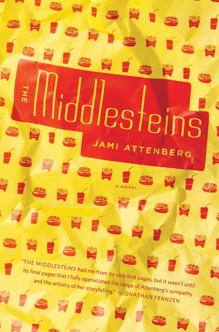 The Middlesteins, Grand Central Publishing, Cover Design By Catherine  Casalino