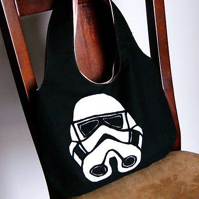 Storm Trooper Bag