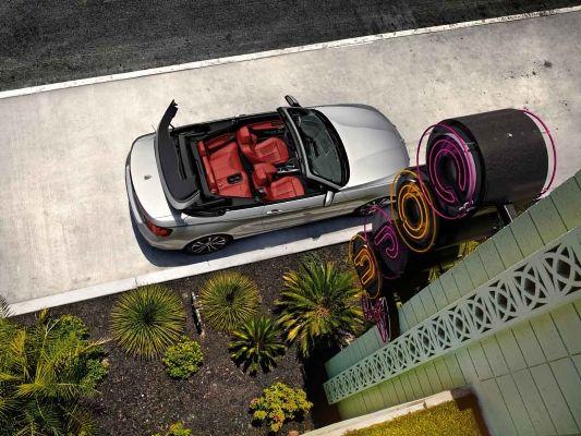 BMW 2 Series Convertible (F23), 228i, light-alloy wheel double-spoke 384