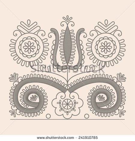 stock-vector-traditional-floral-hungarian-pattern-from-kalotaszeg-region-of-transylvania-241910785.jpg (450×470)