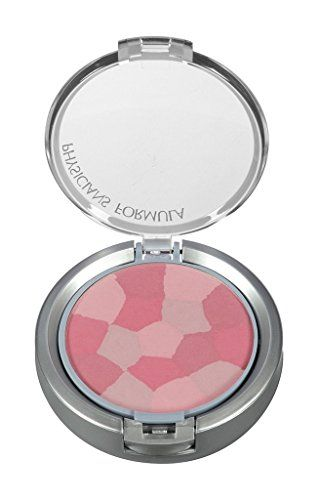Physicians Formula Powder Palette Blush, Blushing Berry, 0.17 Ounce:   Includes built-in mirror and brush! The perfect combination of colors to contour and accentuate cheekbones. Hypoallergenic; Fragrance free. A beautiful mosaic of complementary hues to contour and accentuate cheekbones with soft color and discreet shimmer. It's the perfect combination of colors that blend together to naturally enhance your cheekbones. The finest Italic talc provides a silky-smooth application that bl...