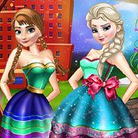 Fynsys beauty salon Elsa and Anna