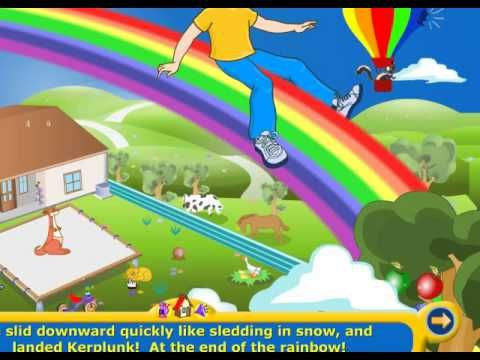 This is a preview of the My Lucky Leprechaun Story Book. Story books are customizable by first name. Email us the first name of the child and we will prepare the story for that name.    Available At: http://www.kids-gift-store.com