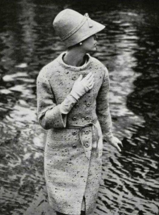 1963 - Yves Saint Laurent coat