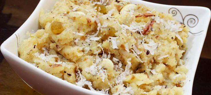 """Bread Ka Halwa Recipe """"Quick Sweet Dish"""""""