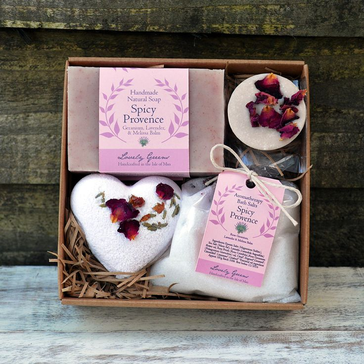 Spicy Provence Bath Gift Set