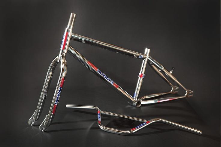 Frame / Fork / Bar - Skyway TA 24!