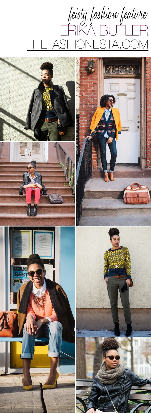 http://www.shorthaircutsforblackwomen.com/african-dresses/ Black Fashion Blogger // Erika Butler of The Fashionesta