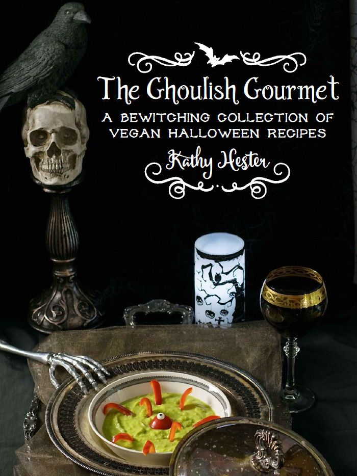 62 best awesome dairy free cookbooks images on pinterest free the ghoulish gourmet a bewitching collection of vegan halloween recipes sample recipe for vegan forumfinder Choice Image