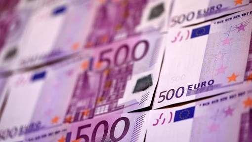 het biljet van 500 euro - een van de meest waardevolle biljetten ter wereld.
